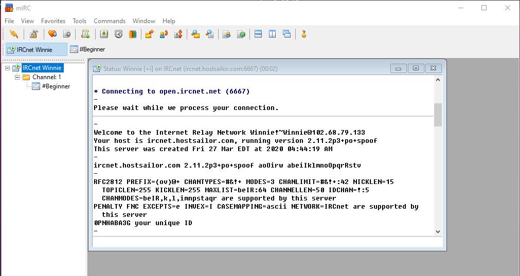 Install psyBNC on Ubuntu